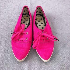 Kate Spade Keds tennis shoes